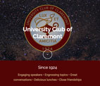 University Club of Claremont
